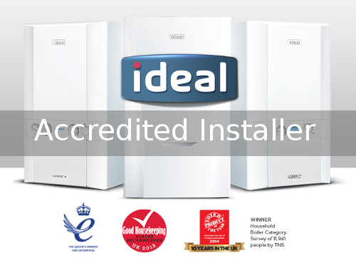 Ideal boilers.